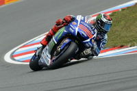 Lorenzo Unstoppable in Brno