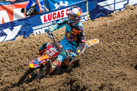 Red Bull KTM Factory Rider Ryan Dungey Ironman Motocross National