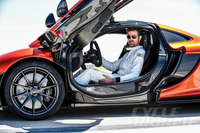 TURN & BURN II VIDEO: McLaren P1 One helluva fast hybrid: Watch the P1 hit 180 mph in only 15.74 seconds!
