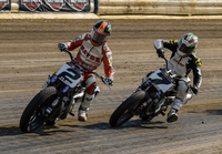 AMA Pro Flat Track Riders set to Compete in Highly Anticipated Don Tilley Memorial Charlotte Half-Mile on Aug