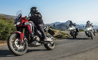 2016 Honda CRF1000L Africa Twin Priced at