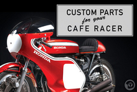 Custom Parts for you Cafe Racer #3