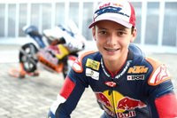 Bendsneyder Wins Race and Rookies Cup in Misano