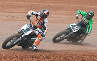 AMA Pro Flat Track Battle Heats up as Series Heads to Delaware for the Roar on the Shore on Saturday, Sept