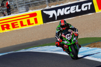 Kawasaki's Tom Sykes Heads Opening Day of WorldSBK Action at Jerez