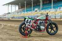 Triumph Flat Track Riders Head to the Roar on the Shore at Delaware International Speedway