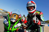 Kawasaki Racing Team's Rea Clinches 2015 Superbike World Championship at Jerez