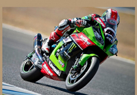 Jonathan Rea Clinches WSB Title with Two Rounds Remaining