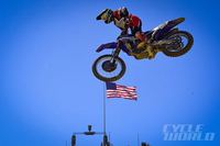 2015 Monster Energy MXGP of USA It's an US vs. Them battle at Glen Helen, where the Americans shine.