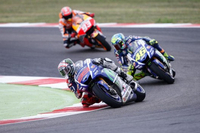 Lorenzo Vs Rossi Vs Marquez Dog Fight This Sunday at Aragon