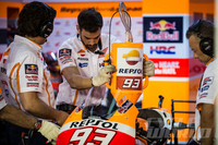 ASK KEVIN: Do MotoGP Fuel Limits Apply When Riders Switch to Their Rain Bikes During the Race?