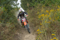 KTM's Kailub Russell First in History to Claim GNCC and National Enduro Offroad Championships