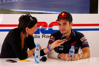 CW INTERVIEW: Dani Pedrosa A chat with Honda factory MotoGP rider Dani Pedrosa, who turns 30 on September 29.