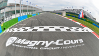 With Kawasaki's Rea Already Crowned World Champion, the Series Heads to Magny-Cours