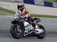 First Photos & Video of the KTM RC16 MotoGP Race Bike