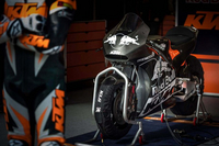 More Photos of the KTM RC16 MotoGP Bike Testing