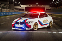 BMW M Starts the 2016 Season with the New BMW M2 MotoGP Safety Car