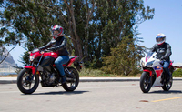 Honda Recalls 2015-2016 CBR300R and CB300F