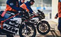 KTM Planning Track-Only Production Version of RC16 MotoGP Prototype