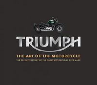 Triumph the Art of the Motorcycle Book Review