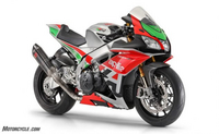 Aprilia Racing Factory Works Kit