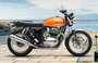 Royal Enfield Enters New Era With Two 650s, the Interceptor and Continental GT