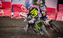 A Dramatic Finish to Monster Energy Supercross in Foxborough