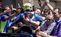 Andrea Iannone Secures His First Podium for Suzuki in Austin