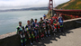 WorldSBK Racers Take on the Golden Gate Bridge