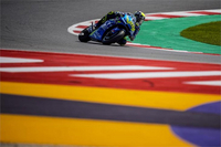 Tenth and Thirteenth Place Starts for Misano GP