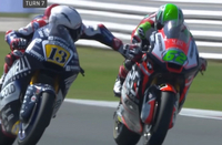 Moto2 Rider Romano Fenati Racing Career in Doubt Following Dangerous Race Action