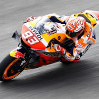 Marquez dominant in Argentina GP FP1