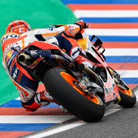 Marquez and Crutchlow clear of the rest in FP4