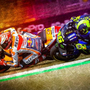 Marquez beats Rossi in Silverstone Q2 stunner