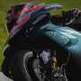 Quartararo leads Rossi by 0.024 halfway through Day 1