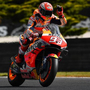 Marquez fastest in red-flagged FP4 at Phillip Island