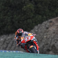 Day 2: Marquez fends off Suzuki pairing at midday