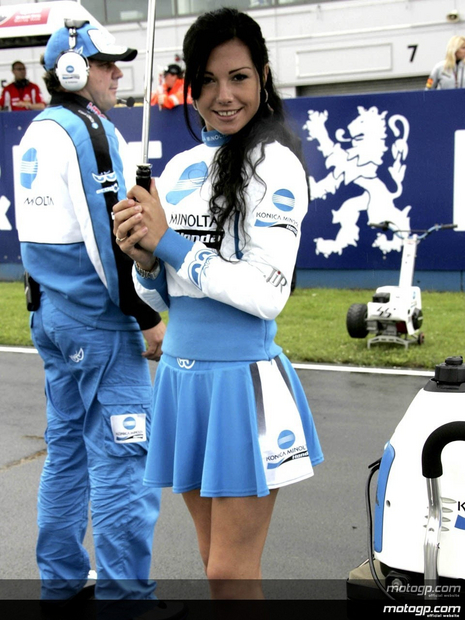 21 Donington Park Great Britain 2007 MotoGP