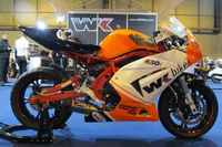 WK Bikes Enter First Chinese Manufactured Bike for 2013 Isle Of Man TT Races
